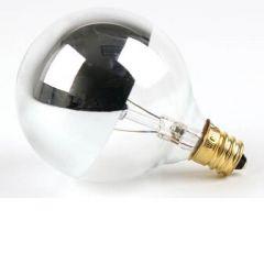 13730 - Ampoule G16.5 E26 demi-miroir 25W