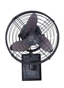17006 - Ventilateur bronze