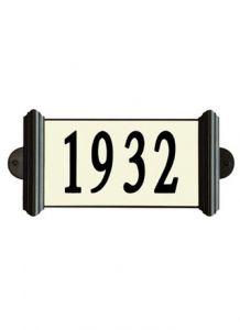 24103 - Plaque d'adresse
