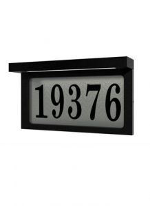 27885 - Plaque d'adresse
