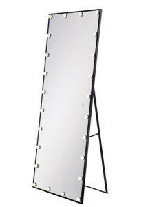 53040 - Miroir au led noir
