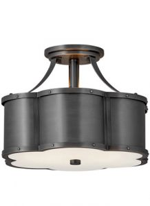 53307 - Luminaire Semi-Plafonnier
