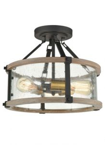 53432 - Luminaire Semi-Plafonnier
