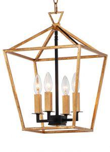 53455 - Luminaire Suspendu Lanterne