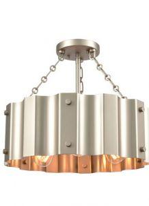 61811 - Luminaire semi plafonnier