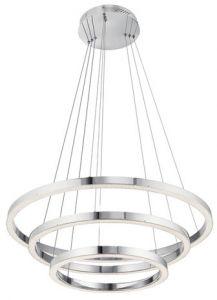 50928 - Luminaire suspendu moderne très large.
