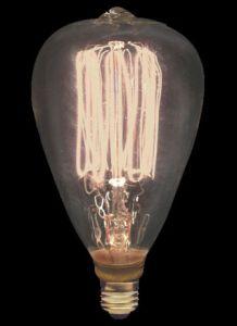 10601 - Ampoule vintage S14 40w