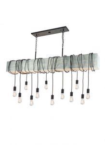 46558 - Luminaire en bois