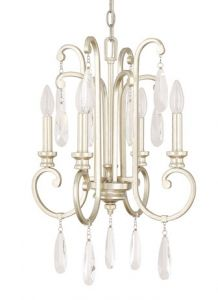 30350 - Chandelier champagne