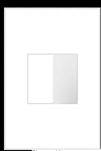21779 - demi blanc
