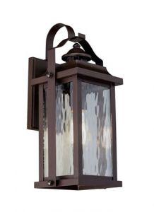 54022 - Luminaire extérieur bronze