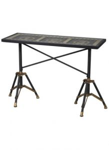 21571 - Table console industrielle