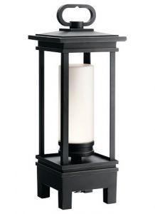 31264 - Lampe portable extérieur avec haut parleur.