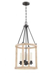 20990 - Lanterne en bois.