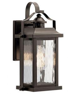 54021 - Luminaire extérieur bronze