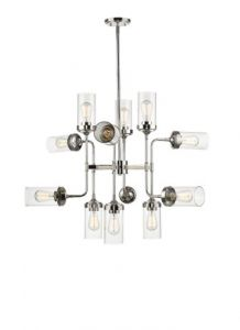 30321 - Luminaire suspendu chrome