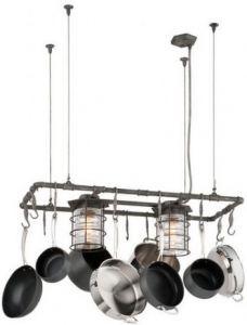 12244 - Luminaire suspendu industriel
