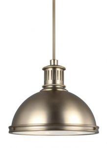30433 - Luminaire suspendu laiton antique 16 pces