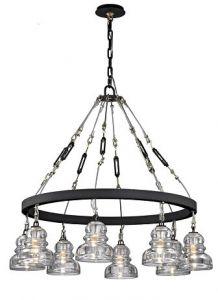 28158 - Luminaire suspendu industriel