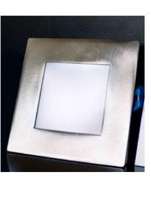 45141 - Luminaire encastre carre 4''
