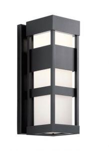 46310 - Luminaire extérieur noir.