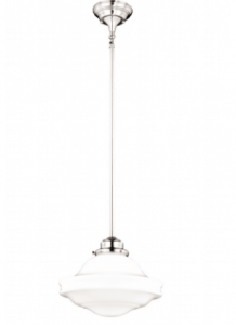 34058 - Luminaire suspendu de style farmhouse.