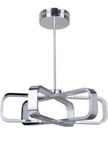 33516 - Plafonnier ou luminaire suspendu contemporain moderne.