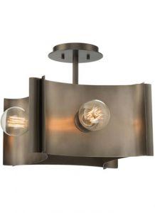 56524 - Luminaire Semi-Plafonnier
