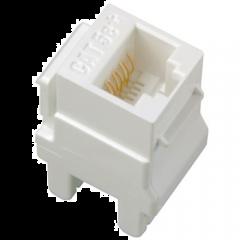 33036 - Prise Cat5e de téléphone et réseau.