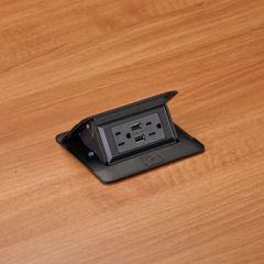 31186 - Prise pour comptoir ou plancher