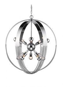 30764 - Sphere chrome 29 pces
