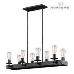 12211 - Luminaire suspendu industriel
