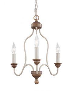 13057 - Luminaire chandelier