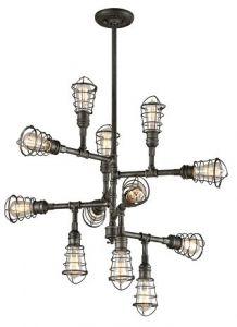 15172 - Luminaire suspendu industriel