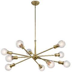 17694 - Luminaire suspendu moderne