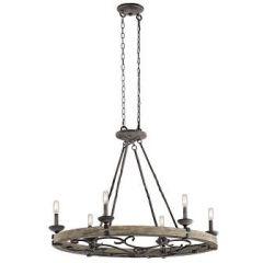 18091 - Luminaire chandelier