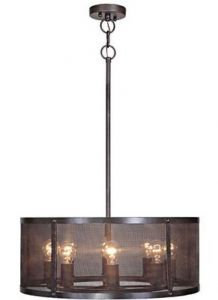 10779 - Luminaire suspendu industriel