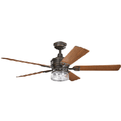 40273 - Ventilateur bronze