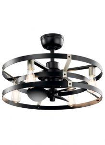 55043 - Ventilateur noir