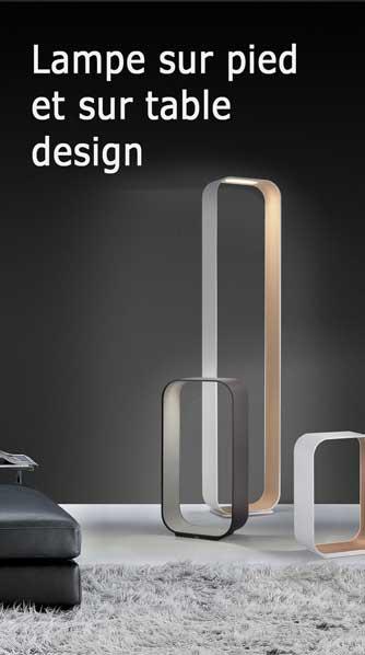lampe sur pied et lampe sur table lampe de chevet